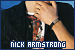 Secret Circle: Nick Armstrong