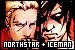 Relationships: Iceman & Northstar