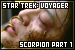 Voyager Episodes: 3.26 - Scorpion, Part I