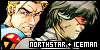 Relationships: Northstar & Iceman
