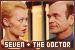 Voyager Relationships: Seven of Nine and The Doctor