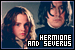Relationships: Granger, Hermione and Severus Snape