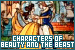 Beauty and the Beast: [+] All Characters