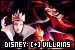 Disney: [+] Villains
