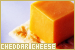 Dairy & Sorbets/Ices: Cheese: Cheddar