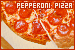 Dishes: Pizza: Pepperoni