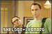 Big Bang Theory, The: Cooper, Sheldon and Leonard Hofstadter