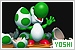 Game Characters: Super Mario Brothers: Yoshi