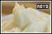 Flavourings, Condiments & Sauces: Mayonnaise