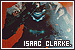 Game Characters: Dead Space: Clarke, Isaac