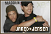 Ackles, Jensen and Jared Padalecki