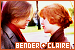 Breakfast Club, The: Bender, John and Claire Standish