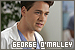 Grey's Anatomy: O'Malley, George