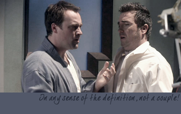 In Any Sense Of The Definition, Not A Couple! The Stargate Atlantis 2.04:  Duet Fanlisting